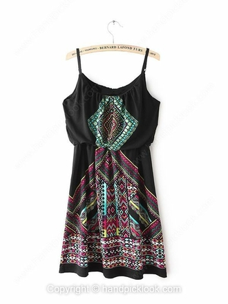 dress tribal print dress tribal pattern little black dress