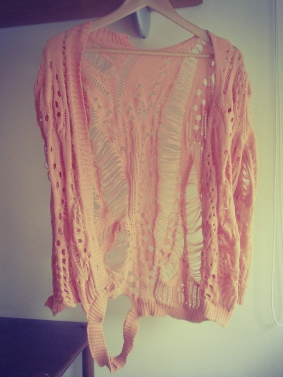 Rose knitwear, salmon coat, pastel long sleeved cardigan, long sleeve, pink sweater, rose knitwear, All Match Long Sleeve Knitwear Cardigan