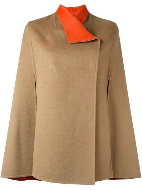 Joseph cape women nude wool top