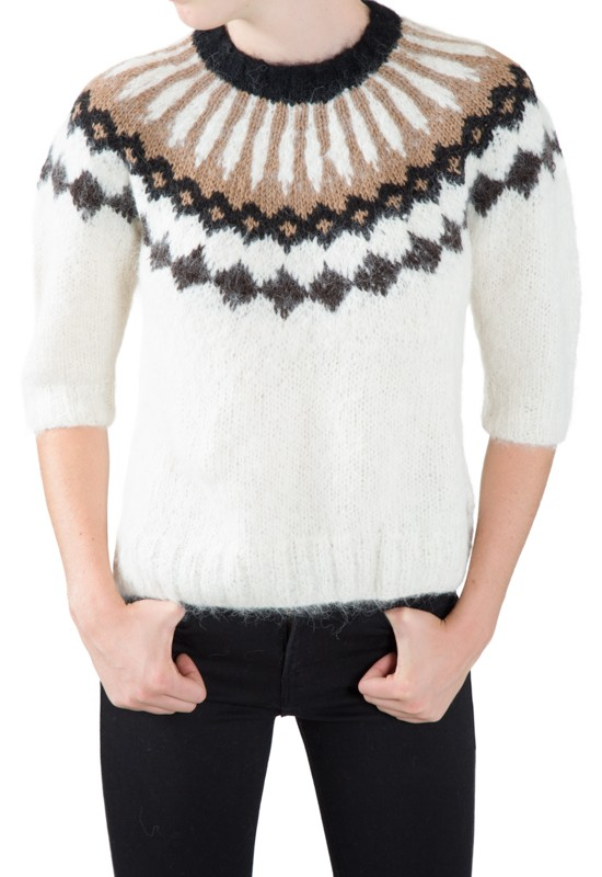 x Augden Fair Isle Sweater   DIANI Women's Designer Clothing and ...