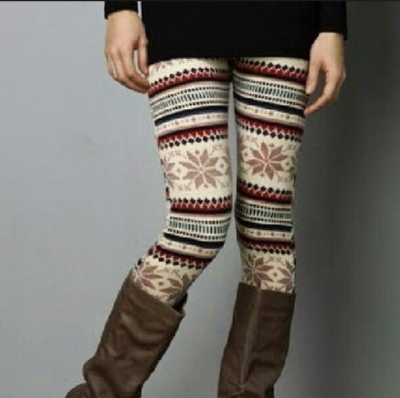 pants printed leggings