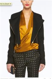 dvf,jacket,wool,perfecto