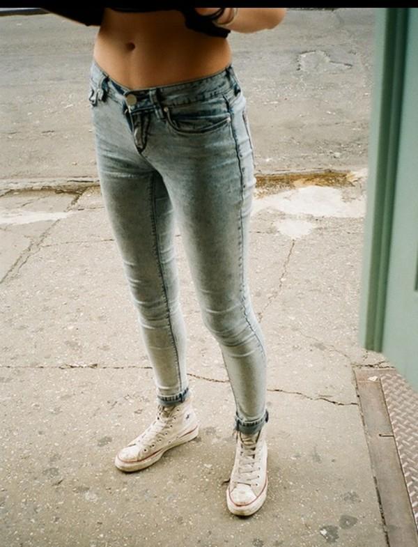 jeans acid wash