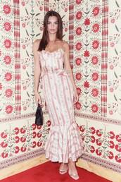 dress,floral,floral dress,emily ratajkowski,model