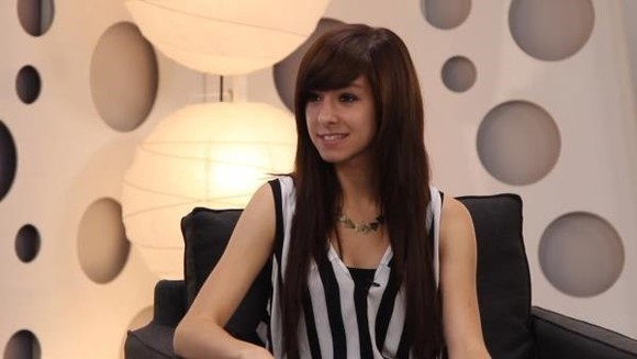 t-shirt blouse rock christina grimmie girly