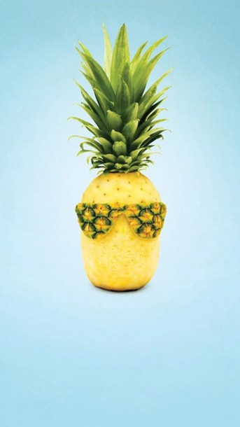 sunglasses pineapple with sunny's