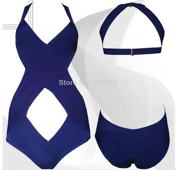 2014 sexy blue Elastic Knitted Bandage Bikini White Swimsuits for Women Sexy Bikini black red blue and white-in Bikinis Set from Apparel & Accessories on Aliexpress.com