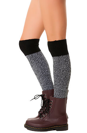 K. Bell Sock The Soft and Dreamy in Black -  Karmaloop.com
