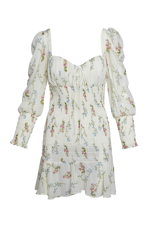 Dixon Mini Dress – For Love & Lemons