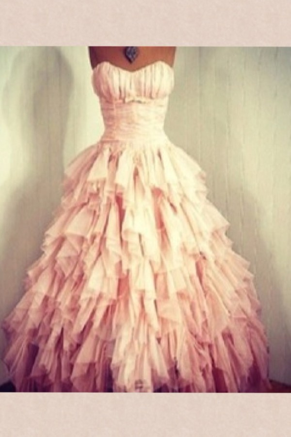 dress ombre