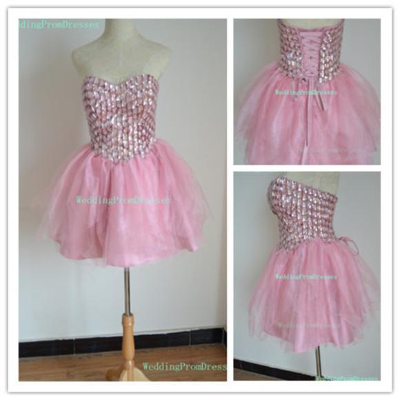 prom dress ball gown homecoming dress short prom dresses mini dress graduation dresses party dress occasion dresses pink prom dress