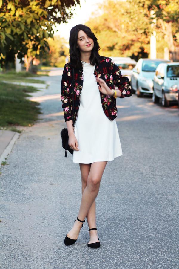 mes memos blogger jacket shoes bag