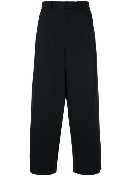 En Route high women black pants