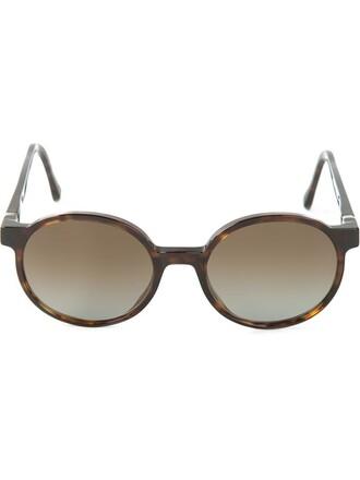 women sunglasses brown