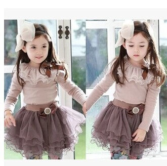 dress ribbon rhineatone bowknot gauze princess