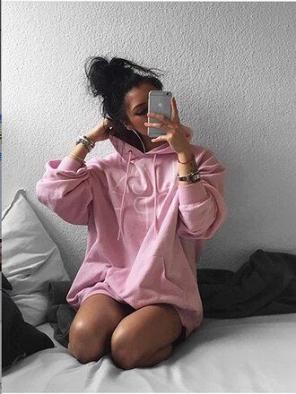 sweater chiclook closet pink fashion trendy style grunge cute girly dope instagram tumblr