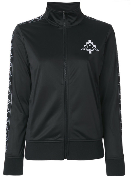 MARCELO BURLON COUNTY OF MILAN jacket women black