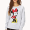 Sweet minnie mouse sweatshirt | forever21 - 2031557913