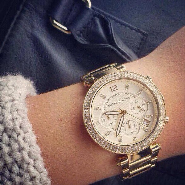 jewels gold michael kors