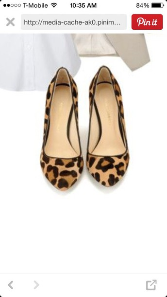 shoes cheetah print shoes