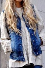 Sirenlondon — nap yarn sweater