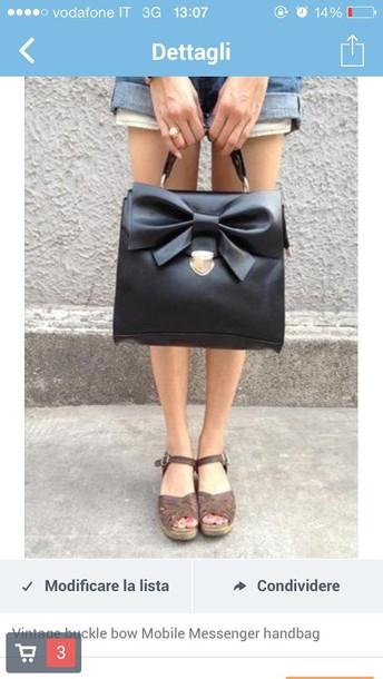 bag bow