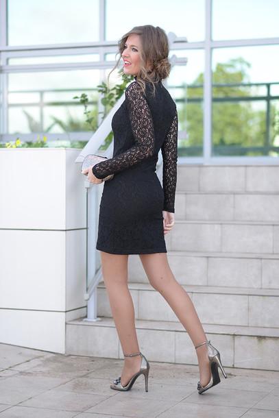 ced31fc2ab5f mi aventura con la moda blogger dress bag shoes sandals high heel sandals  Silver sandals silver