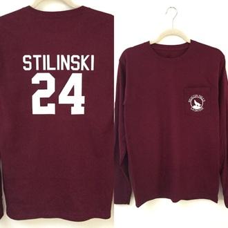 sweater stiles stilinski beacon hills 24 stilinski teen wolf