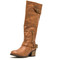 Half zip riding boots – betsy boo's boutique