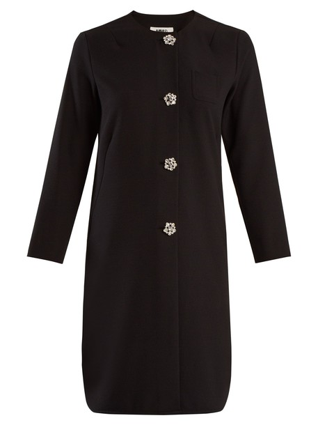 Mm6 Maison Margiela top embellished black