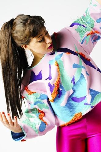 sweater kawaii kawaii grunge style fashion pastel
