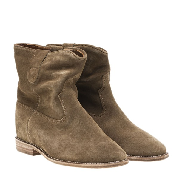 Isabel Marant brown shoes