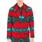 Pendleton meets opening ceremony notch collar overcoat - pmo01 - men - pendleton meets opening ceremony