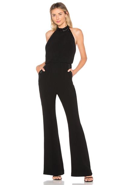 RACHEL ZOE Lou Jumpsuit in black