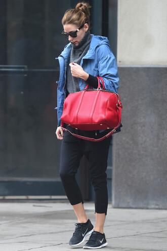 bag olivia palermo jacket