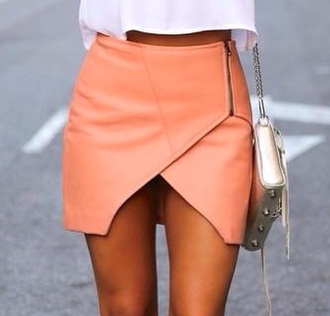 skirt neon short open skirt cute skirts style short skirt