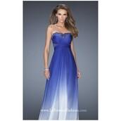 dress,dresses evening,ralph lauren femme,bonny rebecca,chiffon,ombre bleach dye