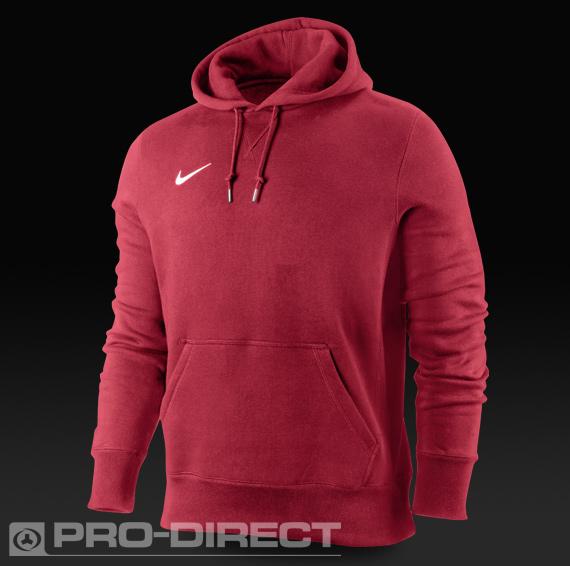 Nike Team Sport Express Core Fleece Hoodie Mens Football
