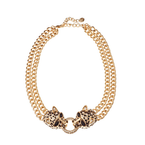 Panther Chunky Chain Necklace, Jewellery, Chunky Chains, Trends, Christmas, all, What's Hot, Chain Reaction, Inspire Me..., Jewellery Gifts, Your Fave's, Necklaces, Statement, Gifts for Teens, Inspire Me... Fashion trends, accessories and jewellery for young women