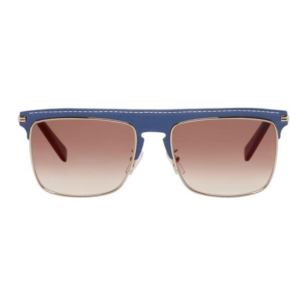 Loewe Blue Square Sunglasses
