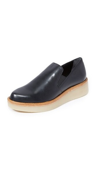 loafers black shoes
