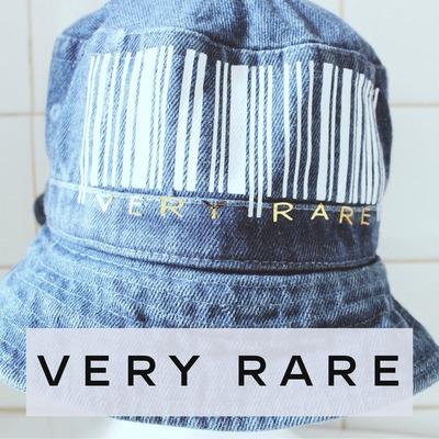 Very rare denim barcode bucket hat · petahjays closet · online store powered by storenvy