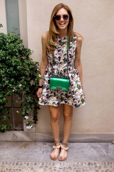 blonde salad shoes jewels bag sunglasses