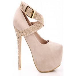 High Heels Pumps Platform
