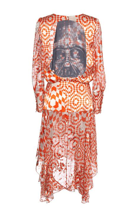 Kenobi Dress by Preen by Thornton Bregazzi - Moda Operandi