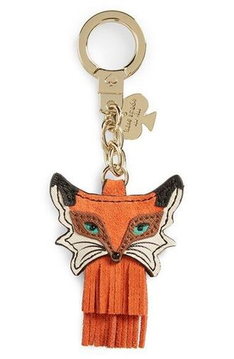 bag fox animal keychain bag charm charm bag accessoires cute
