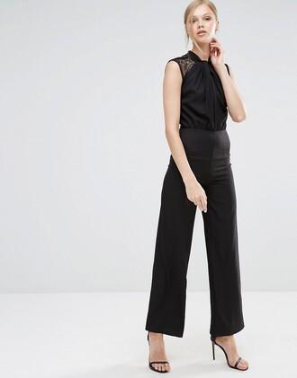 jumpsuit asos clothes black jumpsuit