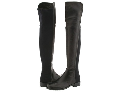Stuart Weitzman 5050 Black Nappa - Zappos.com Free Shipping BOTH Ways