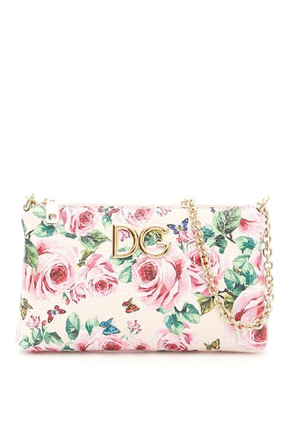 Dolce & Gabbana rose butterfly bag