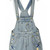 Distressed Denime Dungarees | Outfit Made